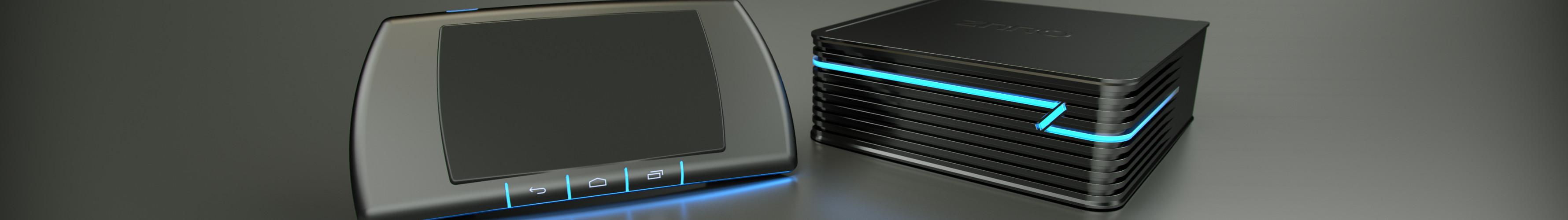 consola android ZRRO